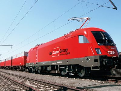 O nouă conexiune feroviară cargo va fi deschisă între Germania și Italia