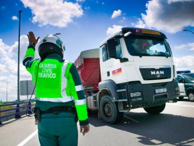 Так будет выглядеть проверка еженедельного отдыха водителей грузовиков в Испании
