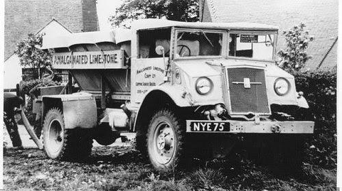 CMP truck, ciężarówka, wywrotka