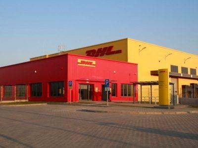 Ponad 800 tys. przesyłek rocznie. Tyle obsłuży nowy terminal DHL w Szczecinie