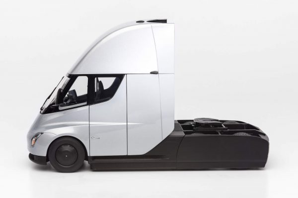 Has Elon Musk gone mad? $250 for the new Tesla Semi.