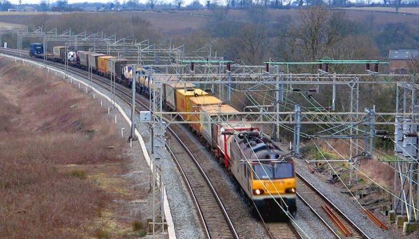 Austrian railways have established a direct freight link between Duisburg and Venice