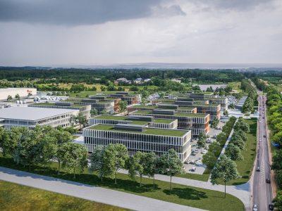 Girteka investește 60 de milioane de euro într-un nou sediu