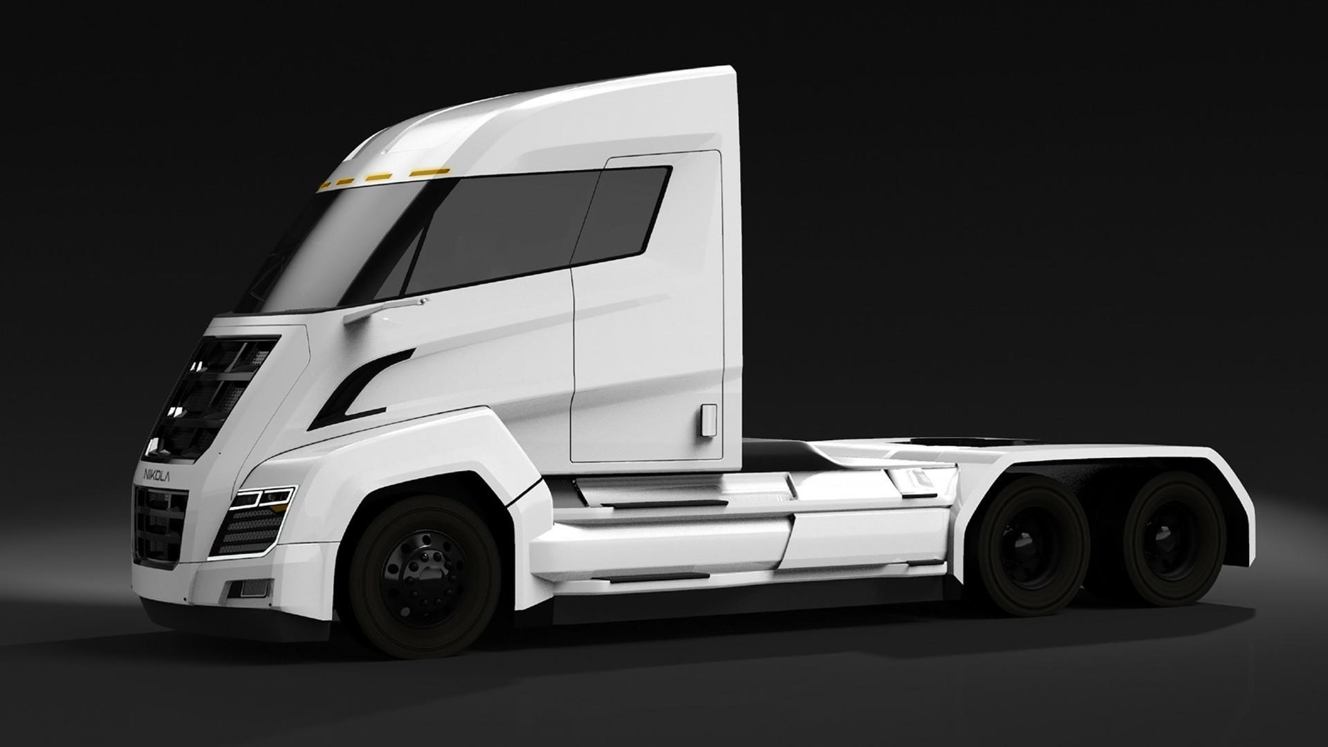 Nikola prezintă viitorul transportului rutier de marfă cu zero emisii