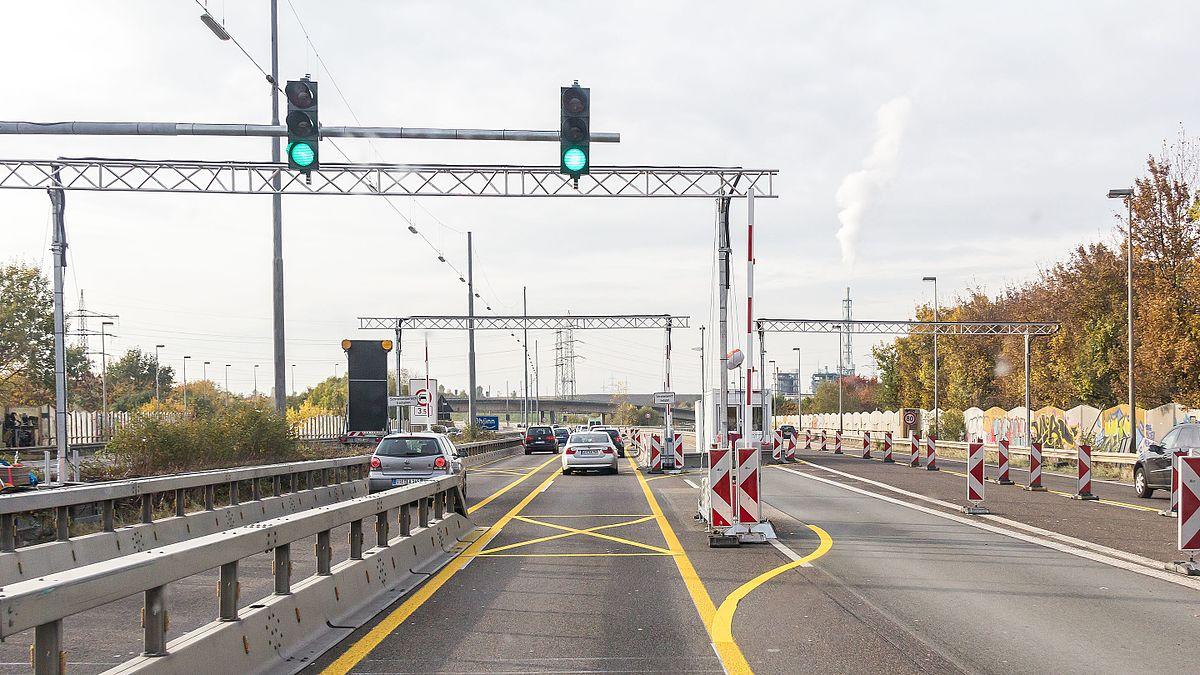Mandaty za złamanie zakazu na niemieckiej A1 były za wysokie. Tysiące truckerów odzyskają różnicę?
