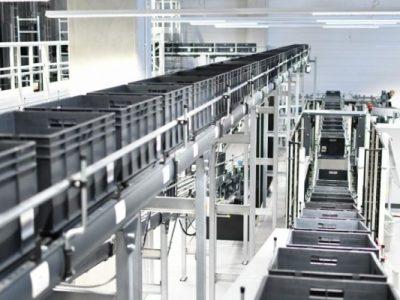 Logistika 4.0 praktikoje. 3,5 tūkst. pakuočių su prekėmis per valandą sutvarkymas