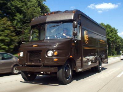 Курьеры UPS создали необычную группу на сайте социальной сети. Группа имеет почти 1,5 млн наблюдателей!