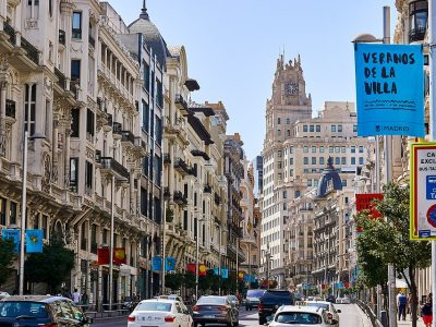 Spain reduces speed limits in built-up areas and bans radar detectors