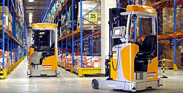 Logistyka 4.0 w praktyce. Sprzedają do 11 krajów, dlatego postawili na automatyzację centrum dystryb