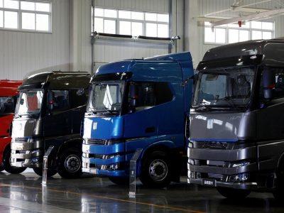 A kínaiak alkohol meghajtású teherautókat fognak árulni. Így szeretnék védeni a környezetet