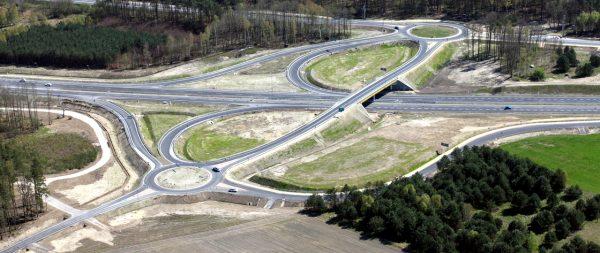 Nowe 20 km ekspresówki w kierunku Koszalina otwarte