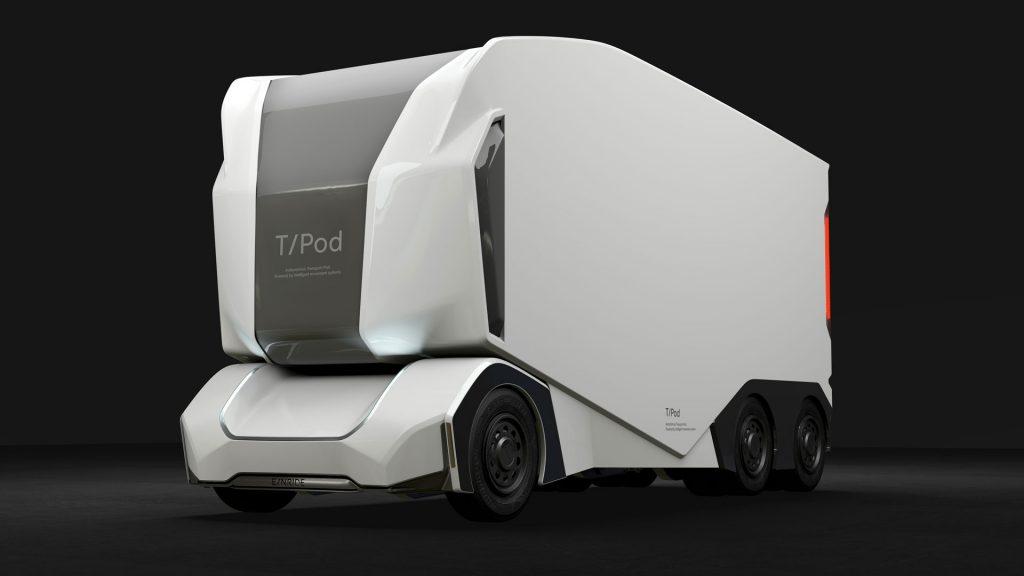 Premieră mondială | În Suedia au început primele livrări cu un camion autonom