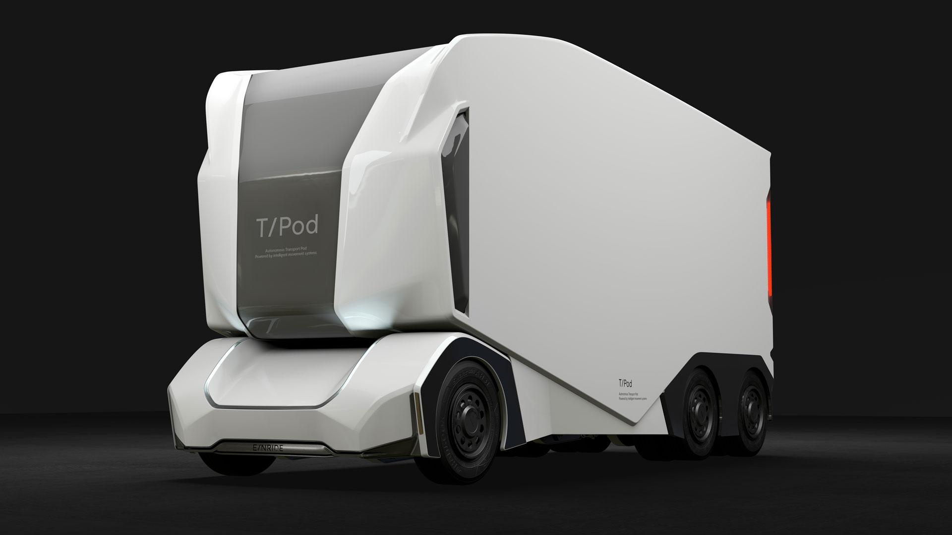 Premieră mondială   În Suedia au început primele livrări cu un camion autonom
