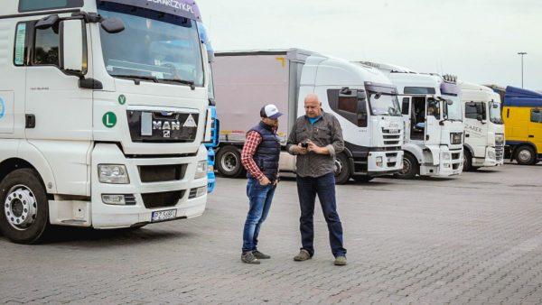 Litewscy przewoźnicy chcą się przenieść do Polski. Są już dla nich ulgi podatkowe