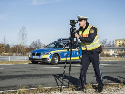 Germany: a strict penalty and a driving ban for ignoring the restriction