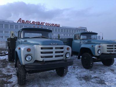 В продаже появились новые ЗИЛ-133, выпущенные 25 лет назад