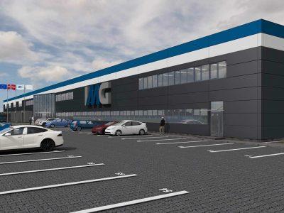 Panevėžio LEZ – nauja baldų gamykla ir skirstymo centras