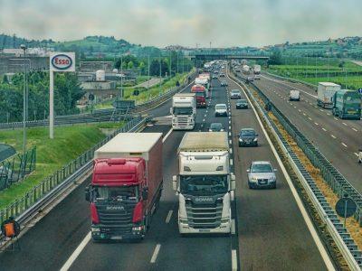 Optimism în ușoară creștere pe piața de transport rutier din Germania