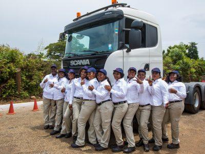 Firma transportowa, w której jeżdżą tylko kobiety? Przedsiębiorstwo z Afryki łamie stereotypy