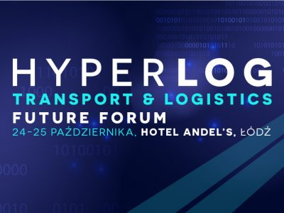 hyperLOG 2019 Transport and Logistics Future Forum: Early Bird Tickets nur noch bis zum 25. Juni erhältlich