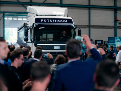 European competition for Tesla Semi is on the rise. The Swiss launch an electric truck on the market.