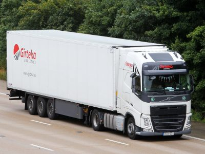 Girteka Logistics director: some hauliers may think it's better to avoid UK for 3-6 months