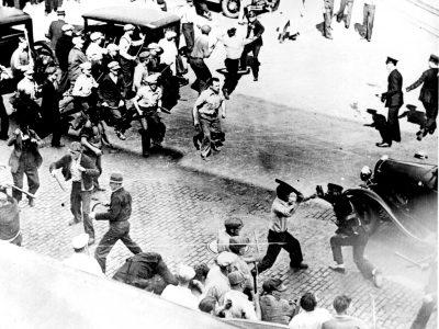 Az áruszállítás története 50. rész – a maffia befolyásáról az amerikai szakszervezetekben