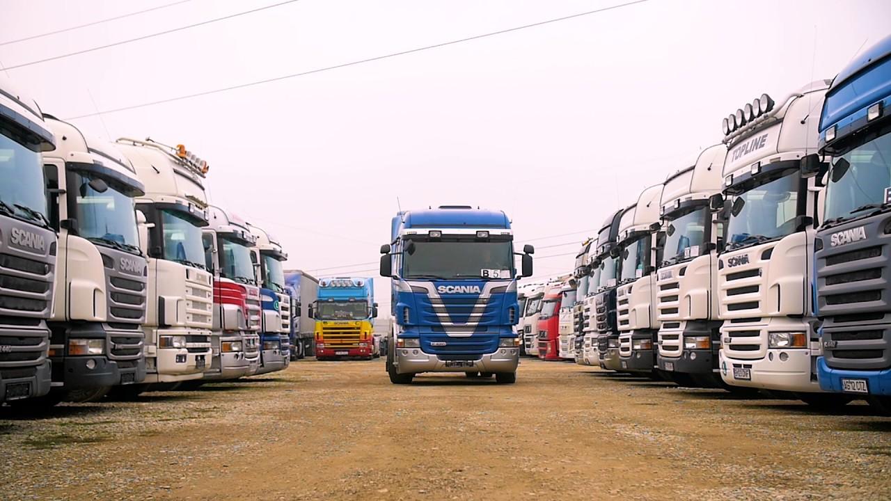 """Raport: """"Sectorul transporturilor rutiere de mărfuri din România este vulnerabil; companiile au risc mare de insolvență"""""""