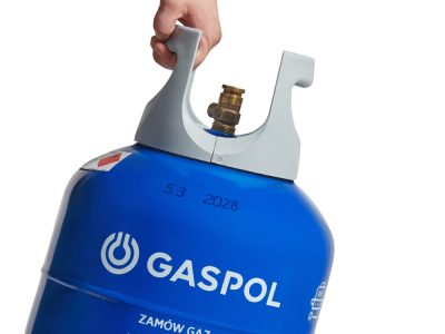 Mobile system speeded up the supply of gas cylinders. Logistics 4.0 in practice.