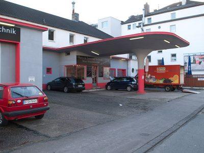Litwini robią przeglądy ciężarówek w Niemczech. Niemcy oburzeni tymi praktykami: Traci na tym konkurencja