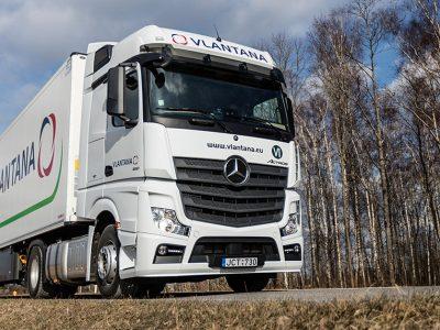Transportatorii lituanieni efectuează inspecțiile tehnice ale camioanelor în Germania, spre nemulțumirea patronatelor locale
