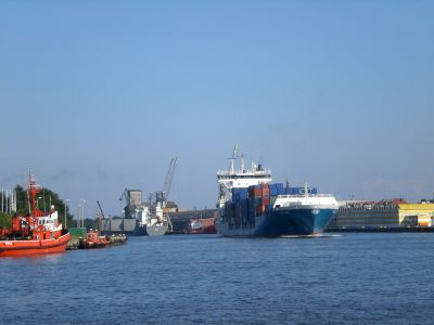 Major changes in the DCT Gdansk container terminal. See instructional video