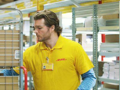 DHL Supply Chain rollt neueste Version der Datenbrillen weltweit aus