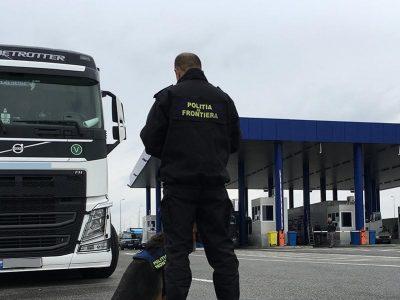 Peste 6 mii de fapte ilegale au fost depistate la frontierele României în primele patru luni ale anului