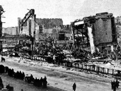 Historia transportu – odc. 65. O tym, jakie straty poniosły polskie koleje wskutek wojny