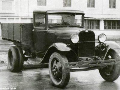Az áruszállítás története 53. rész – A szovjet teherautók aranyat értek.