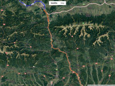 Autostrada Sibiu-Pitești face un nou pas înapoi