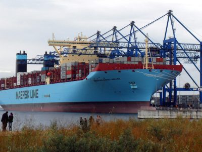 Huge redundancies at Maersk. Is this the cost of cleaner fuels?