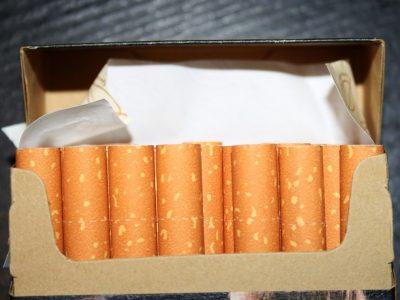 Életbe léptek az új szabályozások. A dohánytermékek szállítása még komolyabb ellenőrzés alatt.