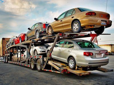Транспорт и логистика в автомобильной промышленности, т.е. базирование машин на автоматизации (3/3)