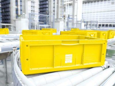 Logistyka 4.0 w praktyce. Makro zwiększa wydajność i gęstość składowania dzięki systemowi karuzel