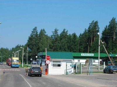 Началась модернизация пункта пропуска Урбаны-Силене на границы Беларуси и Латвии