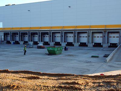 На польском рынке появилось более полумиллиона квадратных метров новых складских помещений