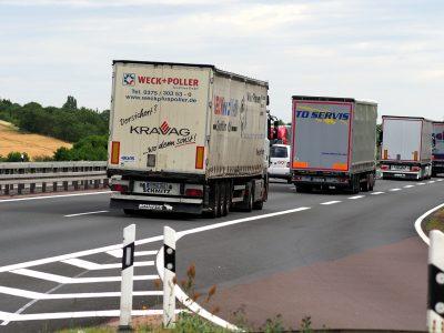 Transporto įmonė Vokietijoje. 4 dalykai, kurie nėra tokie baisūs, kaip atrodo