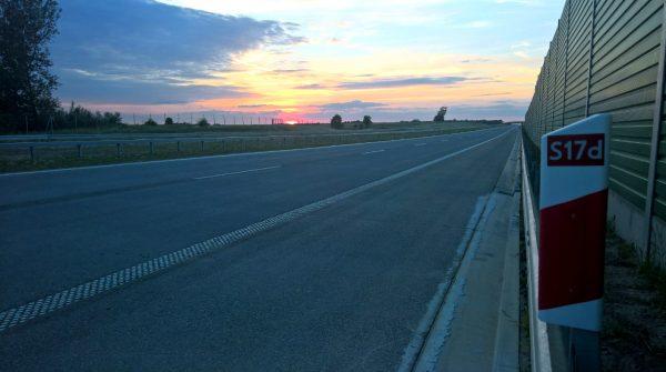 Nowy odcinek betonowej ekspresówki do Lublina