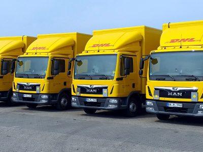 Saulės baterijos ant sunkvežimių stogo mažina degalų sąnaudas