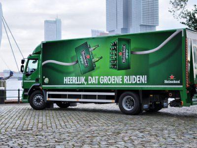 Uber Freight a realizat primul transport european pentru Heineken
