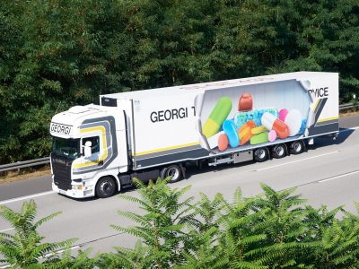Provocările operațiunilor de transport și logistică în sectorul farmaceutic