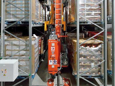 Логистика 4.0 на практике. Мясная оптимизация, т.е. контейнерный склад на мясоперерабатывающем заводе