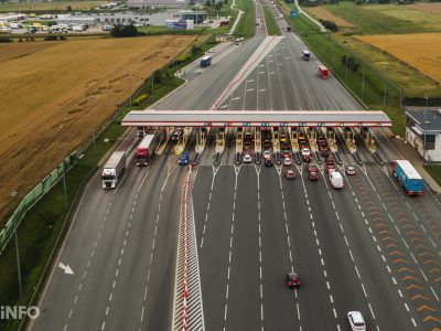 Toll increases in four countries from today